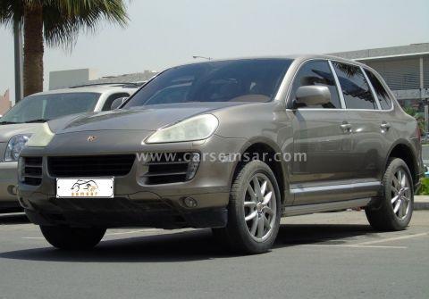 2009 Porsche Cayenne 3.6 V6