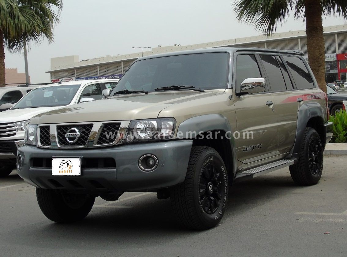 2018 Nissan Patrol Super Safari for sale in Qatar - New and used cars