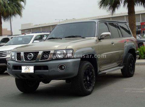 2018 Nissan Patrol Super Safari