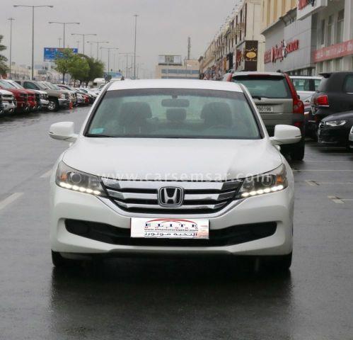 2016 Honda Accord 2.4