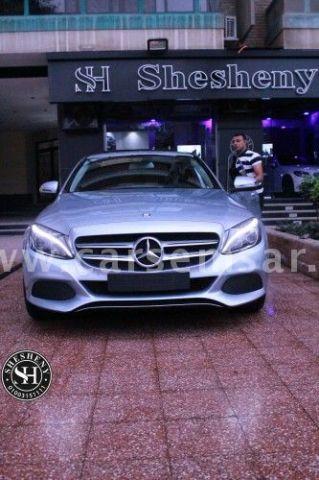 2016 Mercedes-Benz C-Class C 180