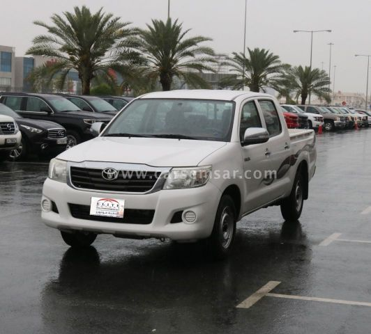 2015 Toyota Hilux 2.0