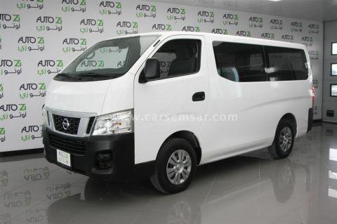 2015 Nissan Urvan NV 350