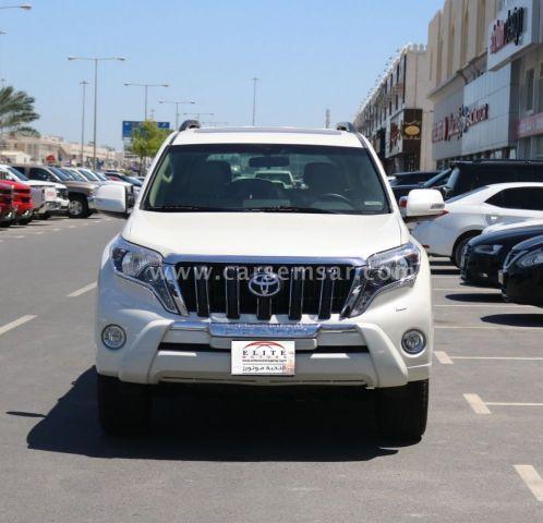 2015 Toyota Prado TXL V6