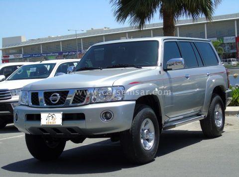 2018 Nissan Patrol  Safari