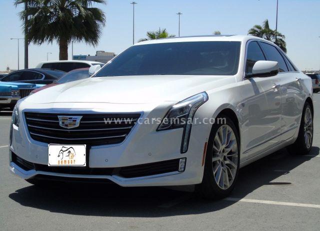 2017 Cadillac CT6 3.6 AWD
