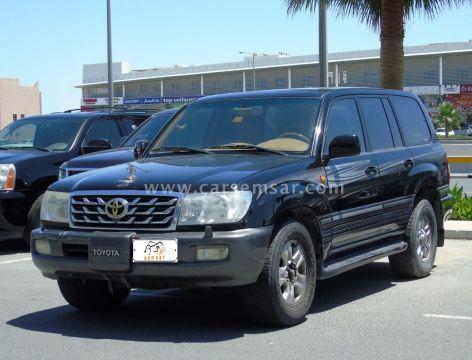 2006 Toyota Land Cruiser GXR Limited