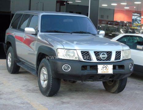 2007 Nissan Patrol Safari