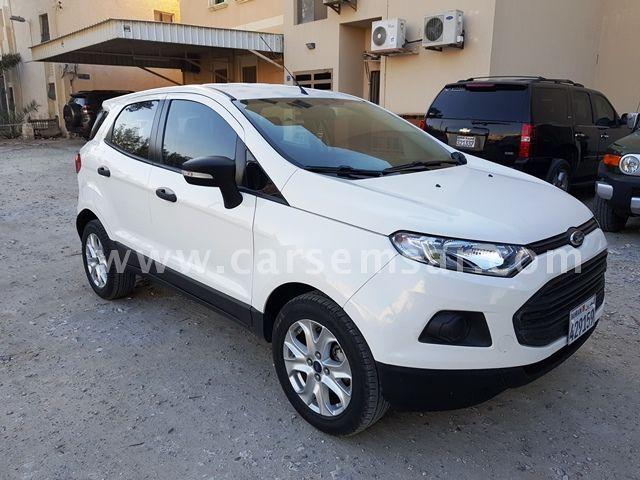 2017 Ford Eco Ecosport