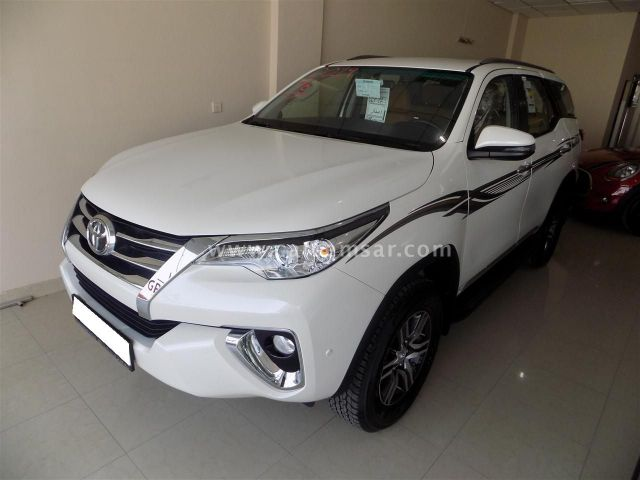 2019 Toyota Fortuner 4.0 V6
