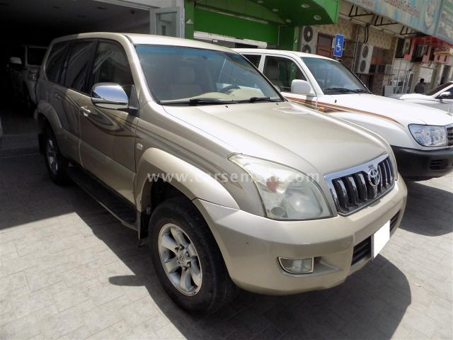 2009 Toyota Land Cruiser Prado 3.0