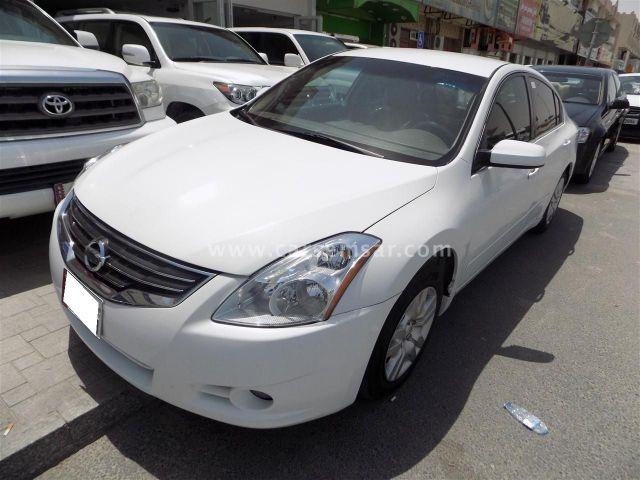 2012 Nissan Altima 3.5 SE