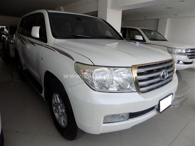 2008 Toyota Land Cruiser GXR