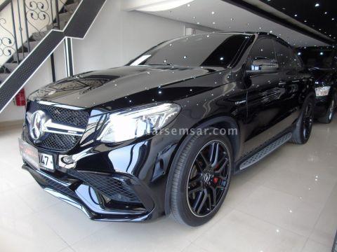 2018 Mercedes-Benz GLE Class 63 S
