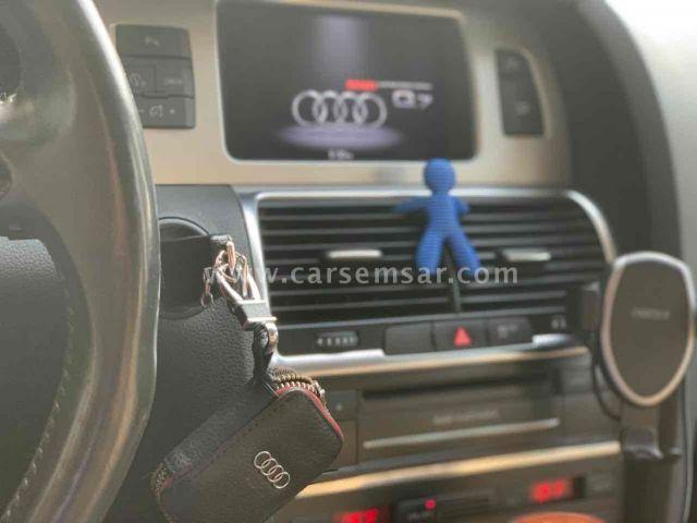 2015 Audi Q7 4.2 FSi Quattro
