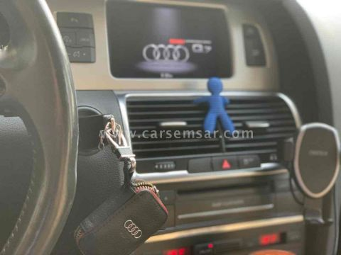 2015 أودي كيو 7 Q7 4.2 FSi Quattro
