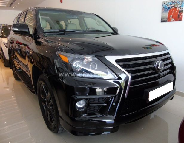 2010 Lexus LX 570 Supercharged