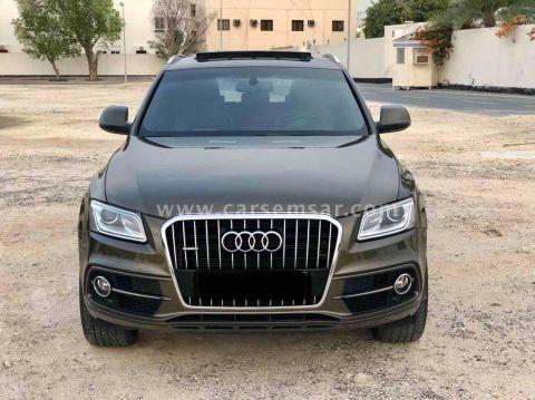 2013 Audi Q5 3.0 Quattro