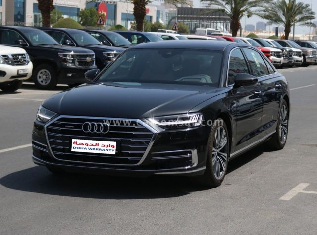 2019 Audi A8 4.2 Quattro