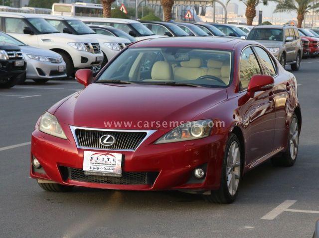 2011 Lexus IS 300