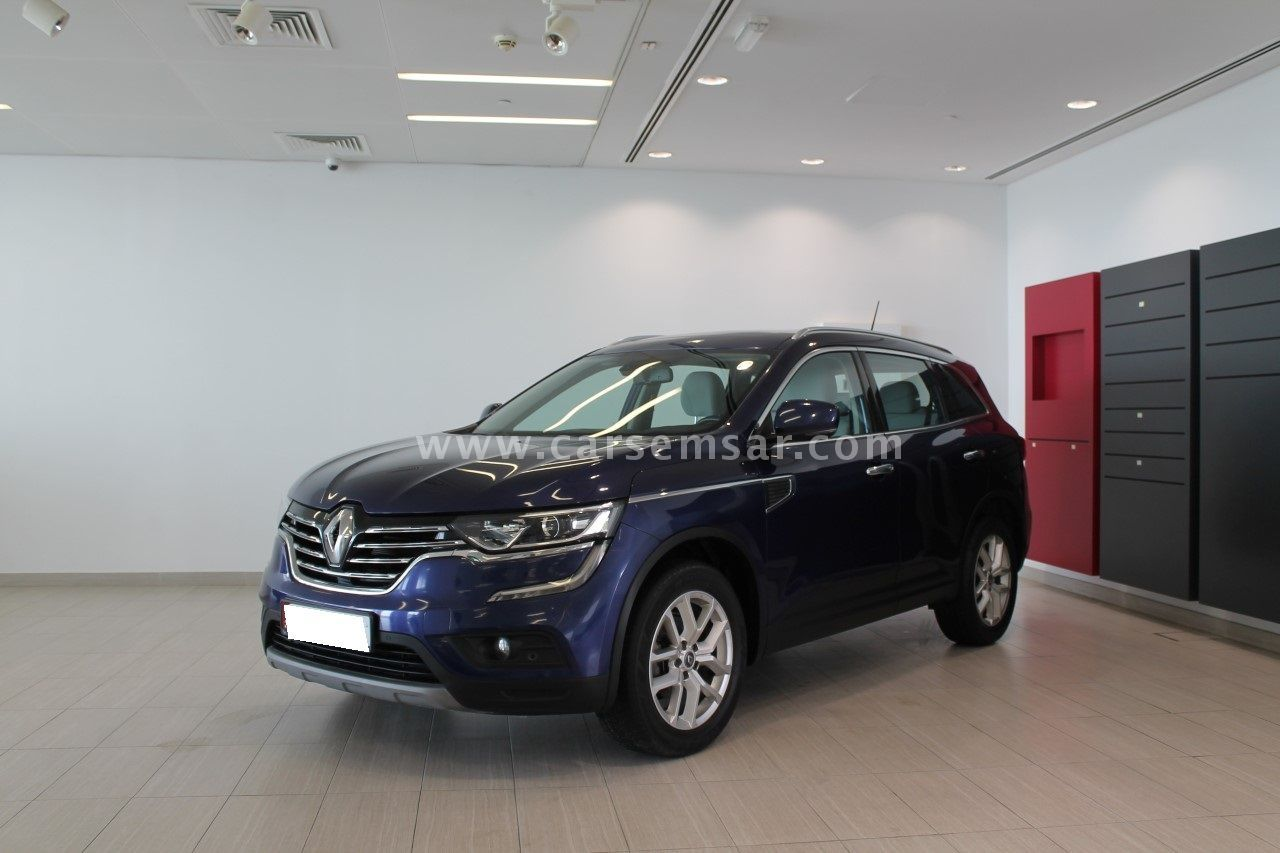 2017 Renault Koleos 25 For Sale In Qatar New And Used Cars For Sale