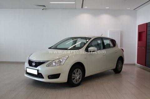 2016 Nissan Tiida 1.8