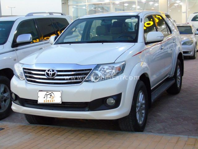 2014 Toyota Fortuner 4.0 V6