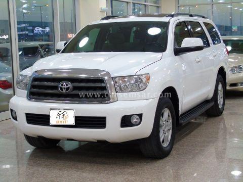 2013 Toyota Sequoia 5.7
