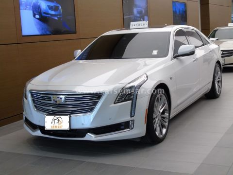 2018 Cadillac CT6 3.6 AWD