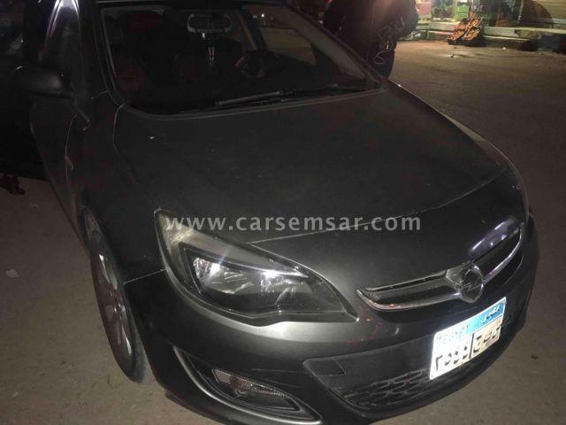 2017 Opel Astra 1.6