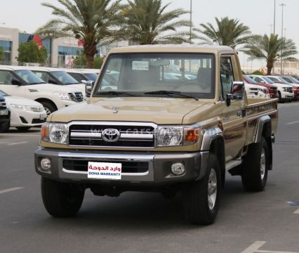 2019 Toyota Land Cruiser Pickup LX