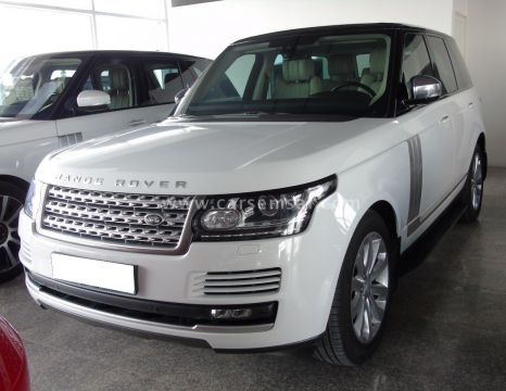 2015 Land Rover Range Rover Vogue Supercharged
