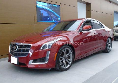 2014 Cadillac CTS 2.0