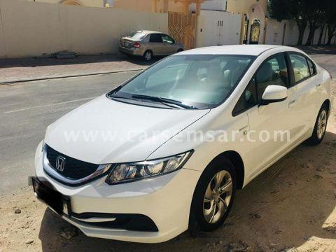 2014 Honda Civic 1.8 i-VTEC EXi