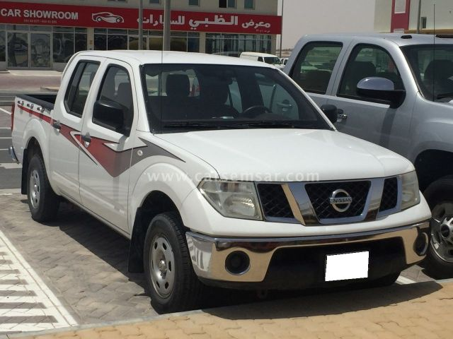 2014 Nissan Navara XE