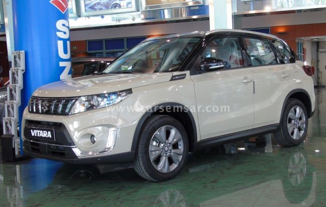 2021 Suzuki Vitara 2WD