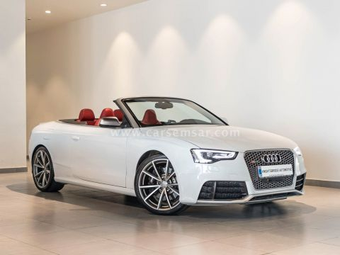 2016 Audi RS5 Convertible