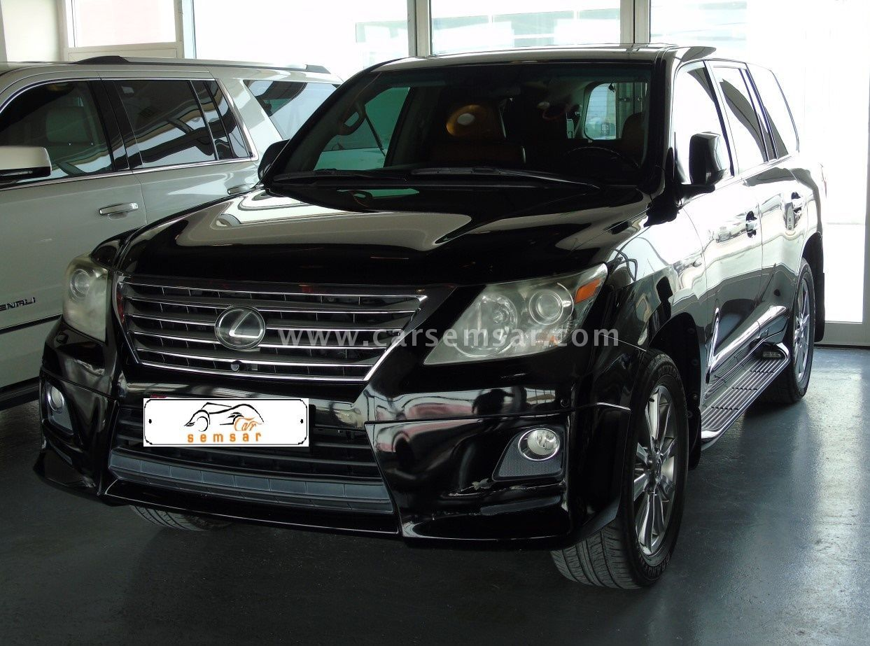 2011 Lexus LX 570 for sale in Qatar - New and used cars for