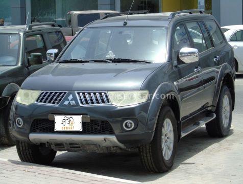 2010 Mitsubishi Pajero Sport