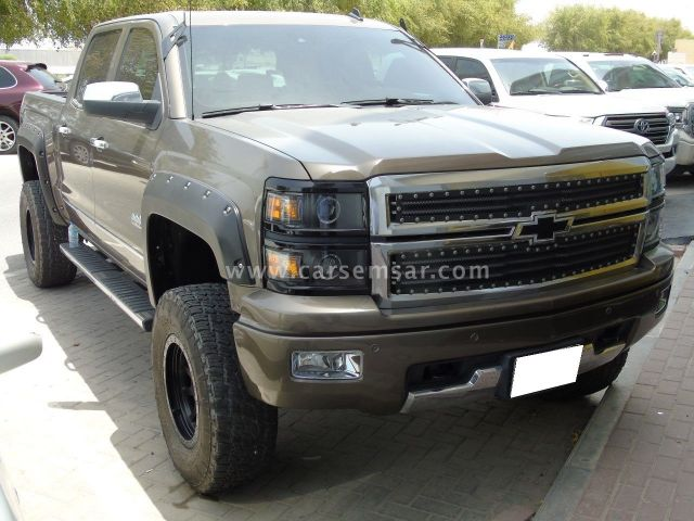 2015 Chevrolet Silverado High Country LTZ