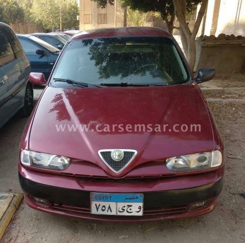 1996 Alfa Romeo 146 Ti