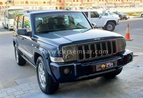 2009 Jeep Commander 5.7 V8 Hemi