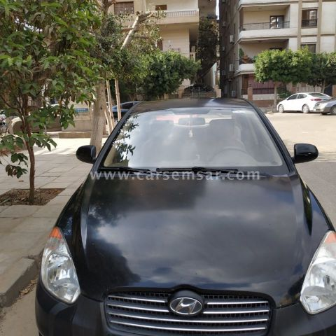 2011 Hyundai Accent 1.6