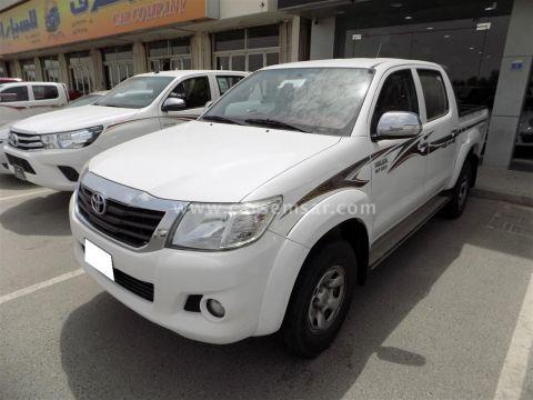 2015 Toyota Hilux 2.7 VVTi 4x4 SR5