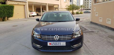 2014 Volkswagen Passat 3.6