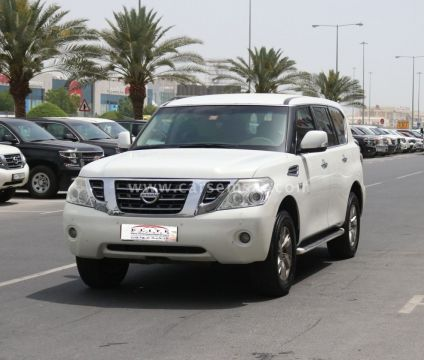 2011 Nissan Patrol SE