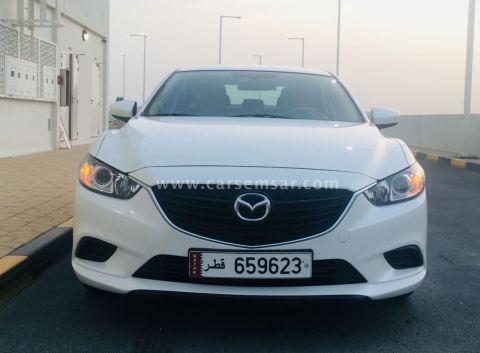 2015 Mazda 6 2.0L Active