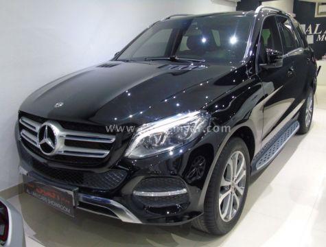 2018 Mercedes-Benz GLE Class 400