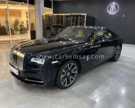 2018 Rolls-Royce Wraith Coupe