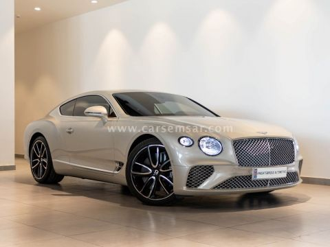 2019 Bentley Continental GT Mulliner